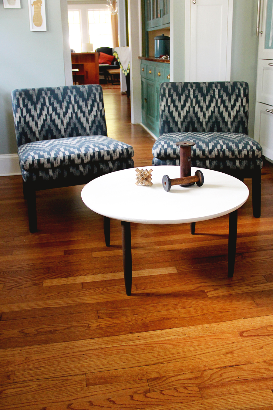 Black And White Mid Century Modern Coffee Tables A Simpler Design