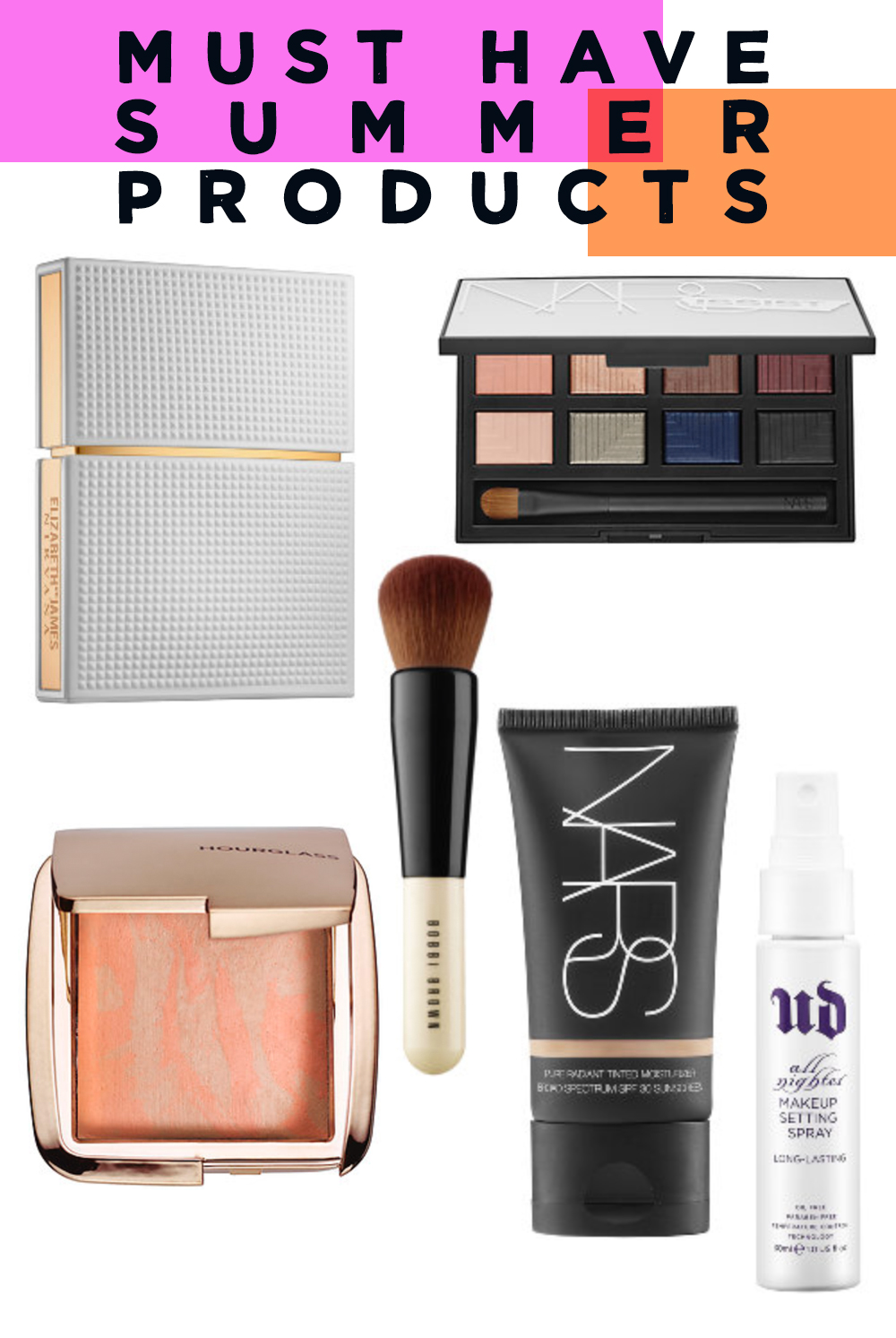 All Of These Products Are Joining Me In Hawaii And Next Week I Ll Post A