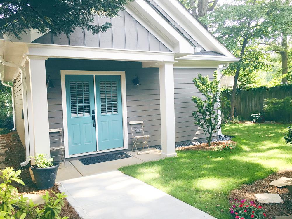 New Design Studio Exterior And Garden A Simpler Design A Hub For