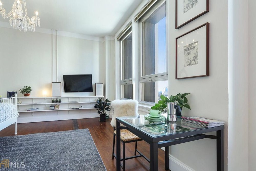 Small Spaces: Minimalism done right in Downtown Atlanta — A Simpler ...