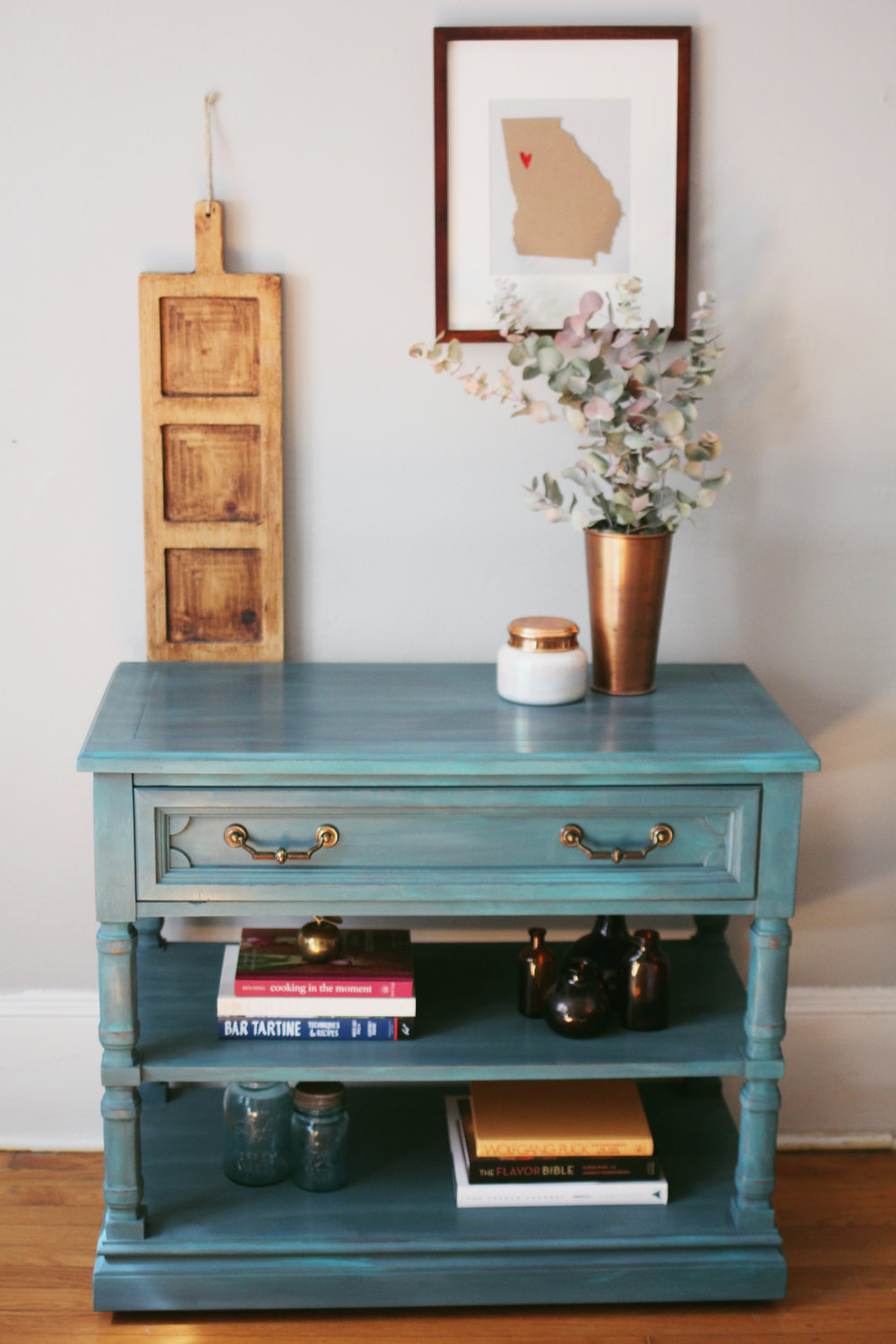 Creating Custom Layered Colors: Blue Green Bar — A Simpler Design: a ...