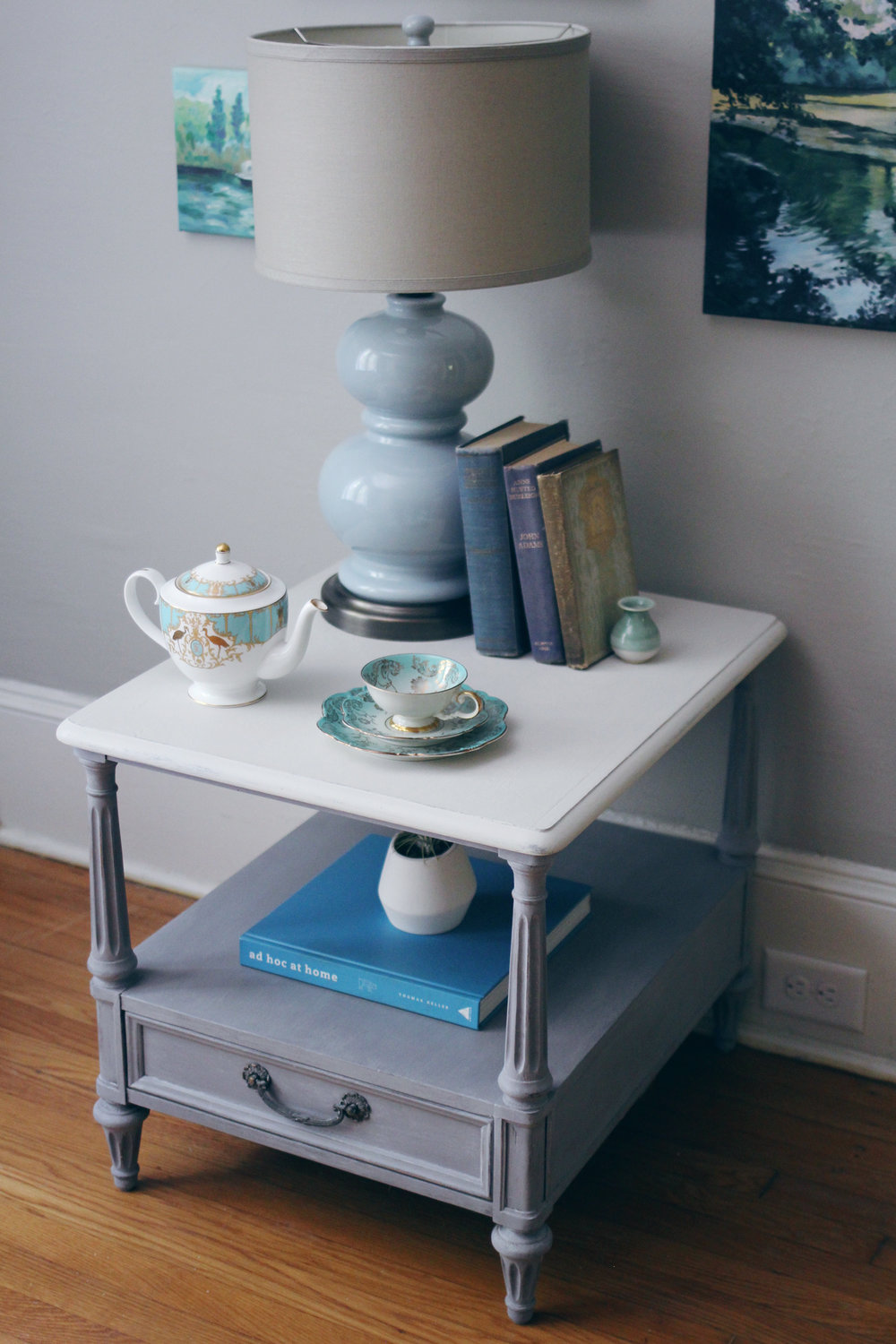 jo-torrijos-a-simpler-design-atlanta-painted-furniture-annie-sloan-gray-white-side-table-white-wax-2.jpg