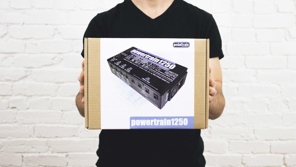 POWERTRAIN 1250