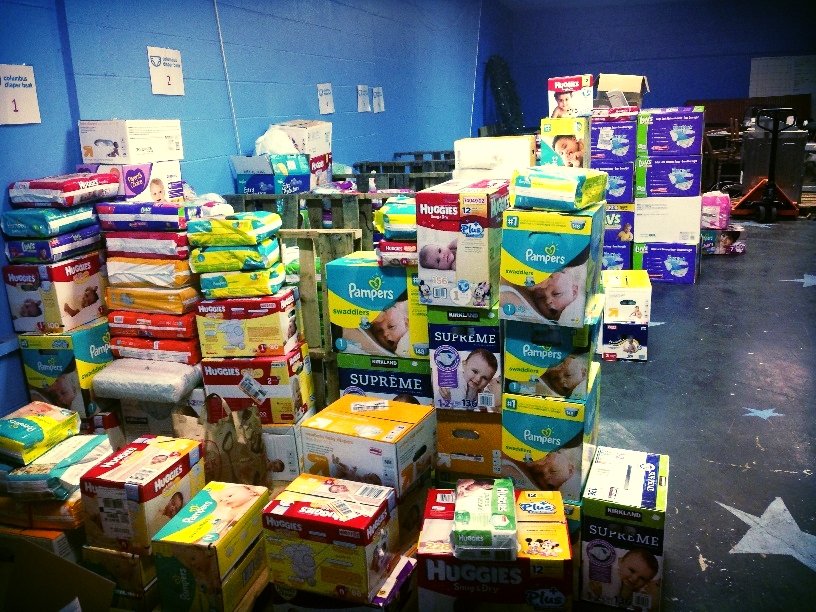 columbus diaper bank