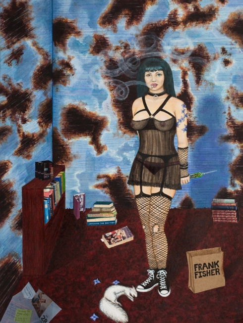 """Bonnie"" by Geri Montano"