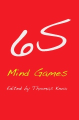 A brand new, short-short, 6 sentence Frank and Bonnie story has been published in this book.     6S, Mind Games