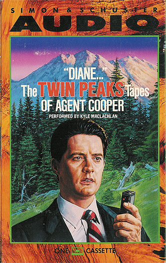 """Diane…"" - Root Blog    Download all of Agent Dale Cooper's audio recordings to the mysterious Diane from the ever-glorious  Twin Peaks !"