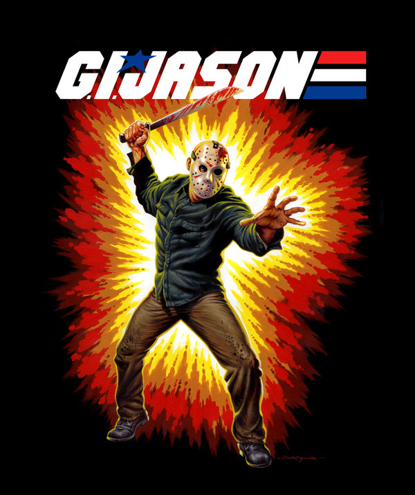 G.I.Jason: A Real American Slasher    (via  G.I.Jason: A Real American Slasher by *jasonedmiston on deviantART )