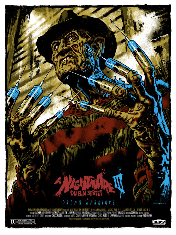 A Nightmare on Elm Street 3 by *jasonedmiston   (via  A Nightmare on Elm Street 3 by *jasonedmiston on deviantART )