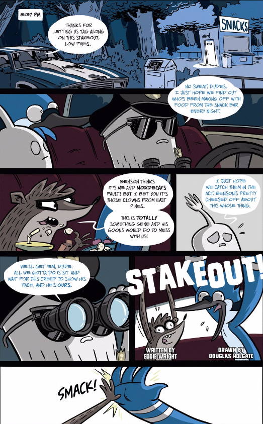 regular show 28 stakeout_page.png
