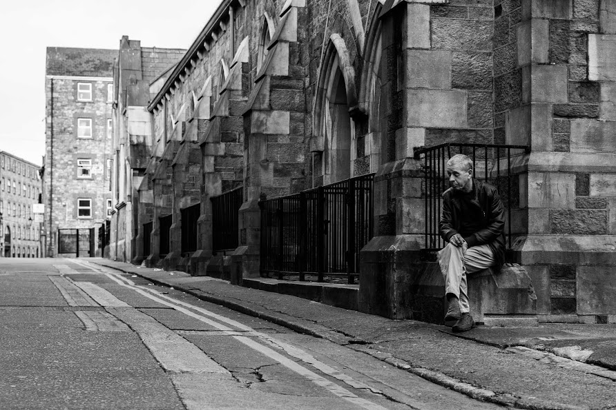 Bachelors Lane, St. Augustine's Church, Opposite Admirals Bar. Drogheda, Co. Louth. 2015