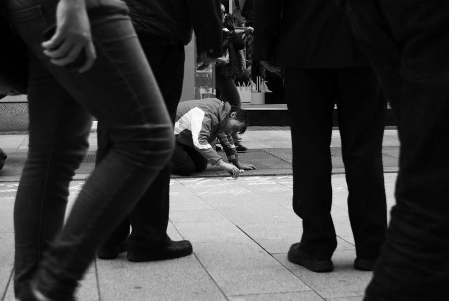 Henry Street, Dublin City. 2014.