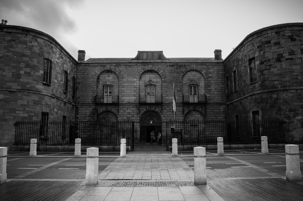 Kilmainham Jail Entrance