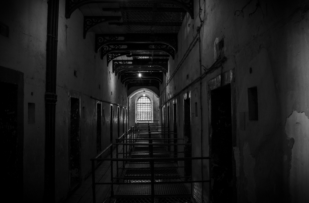 Kilmainham Jail Cells