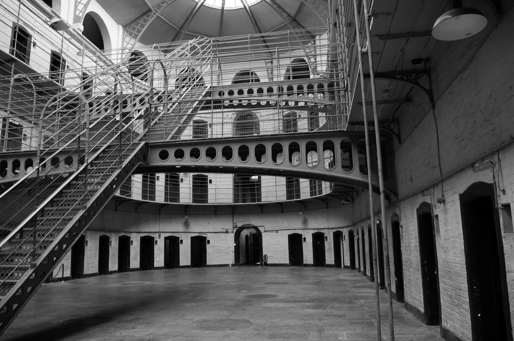 East Wing Ground Floor, Kilmainham Gaol