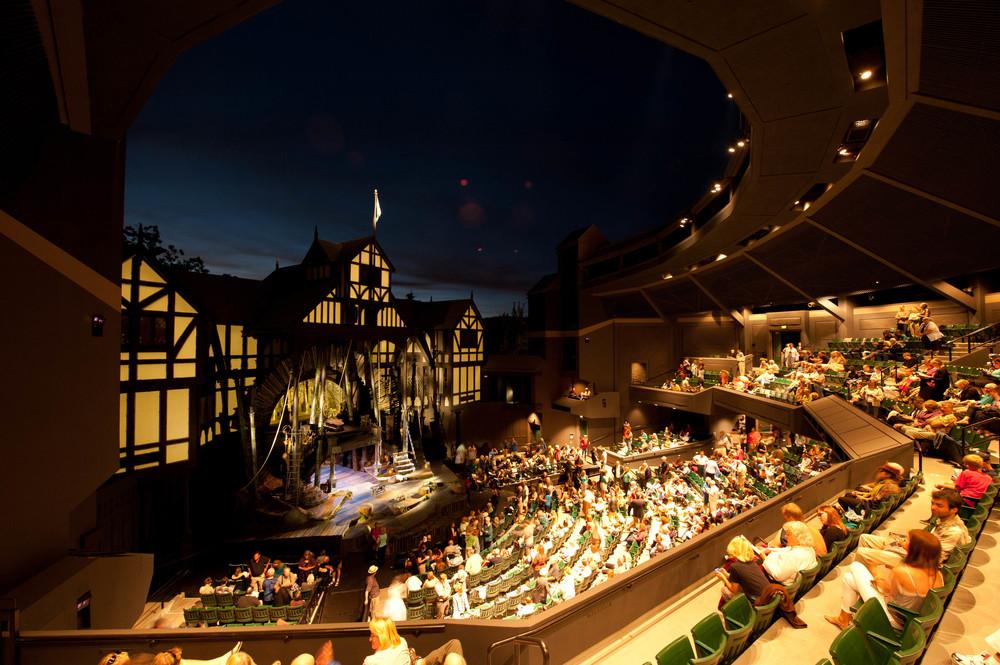 Allen Elizabethan Theater