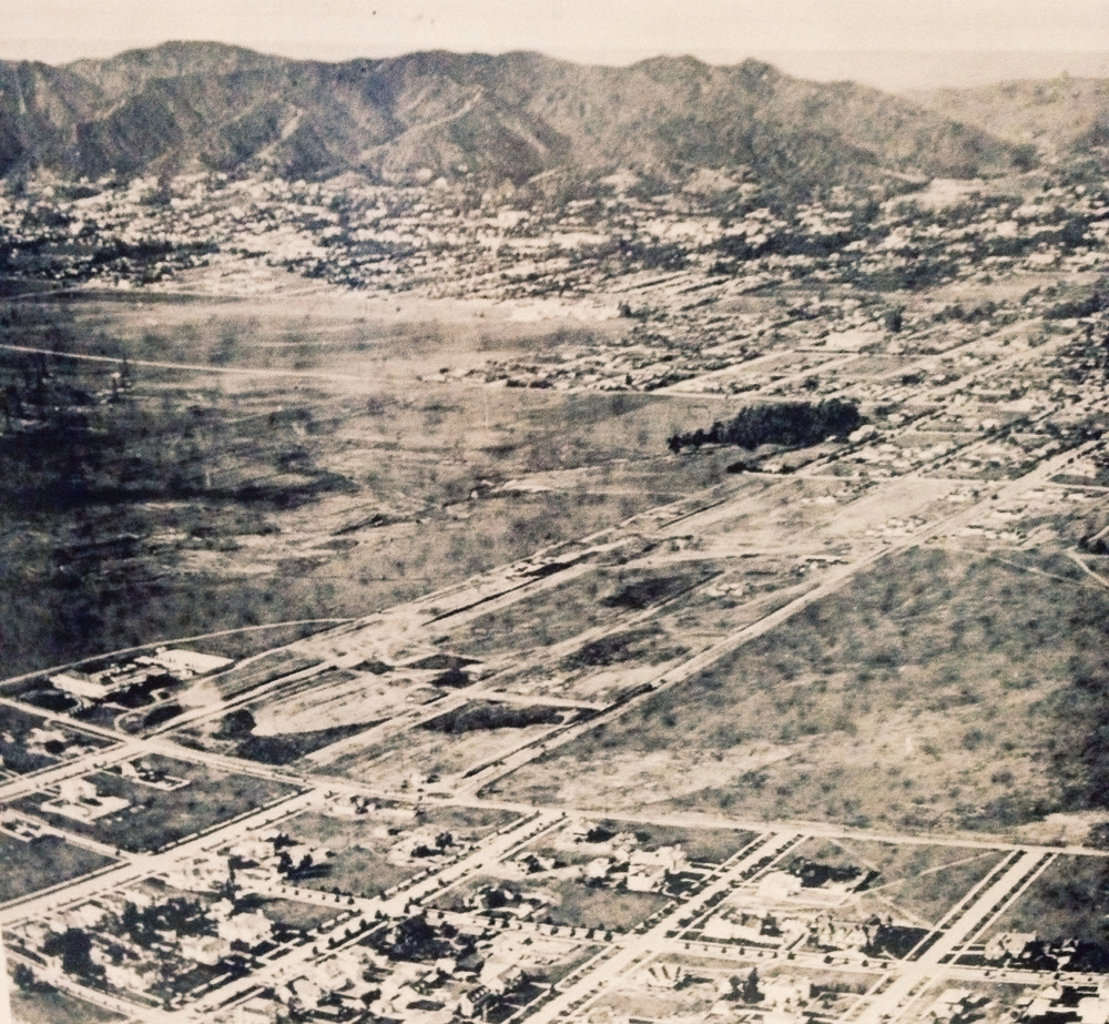 LOS ANGELES, circa 1918 (USC Digital Library)