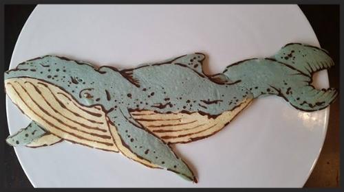 ArmGem's favorite pancake art!
