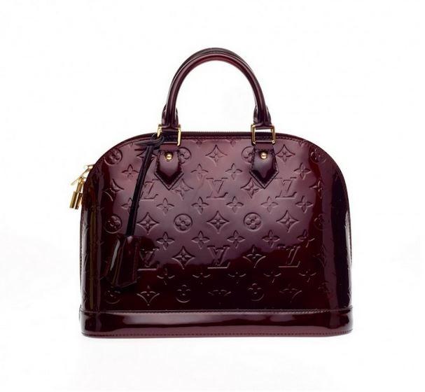 2fea777afec Louis Vuitton  Alma Monogram Vernis PM — ArmGem - Rent Designer ...