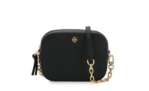 ac5dd209407 Tory Burch  Robinson Round Crossbody Bag — ArmGem - Rent Designer Handbags  Online