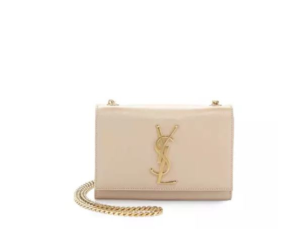 Saint Laurent  Monogram Leather Crossbody Bag — ArmGem - Rent Designer  Handbags Online b8856b4210733
