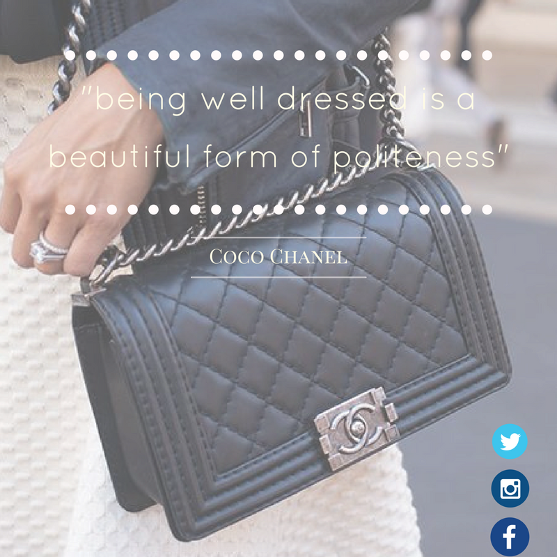 Chanel : Timeless, Classic, Legendary.  These are a few of the many reasons why having a Chanel in your wardrobe is a must.    Go to our  link  to see all of the Chanel gems available.    And like us on all platforms to keep up on whats new.     Facebook    Instagram    Twittwer