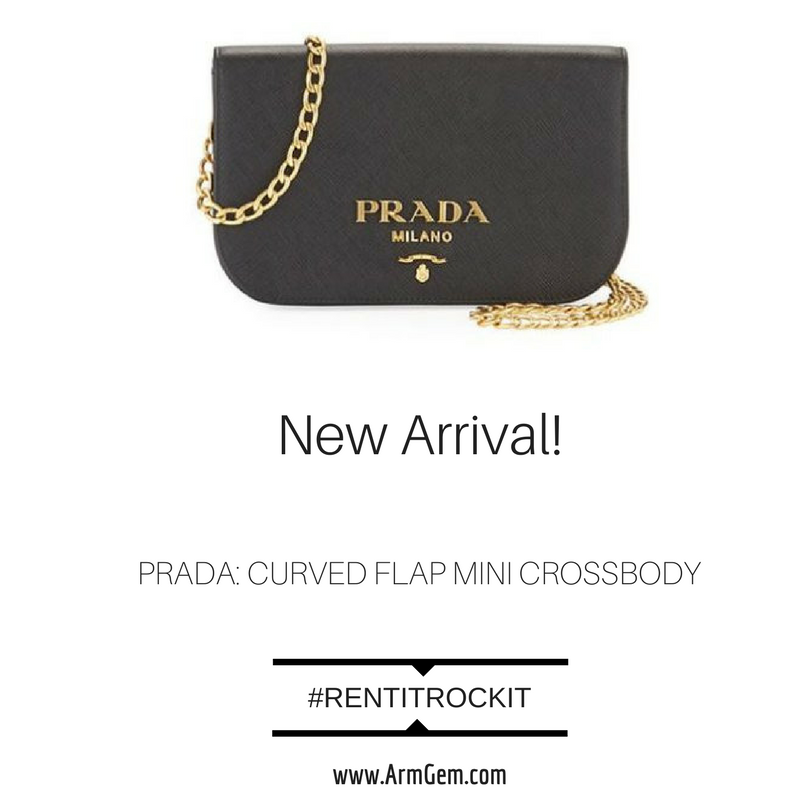 New Arrival! Prada Curved Flap.png