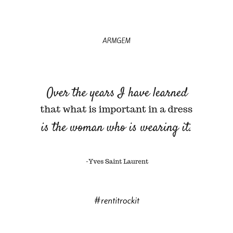 YSL woman wearing the dress.png
