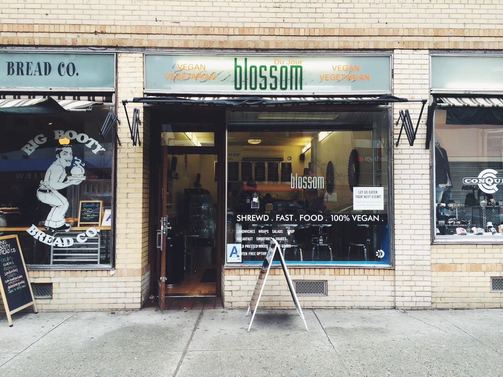 blossom du jour - 259 west 23rd, new york (chelsea)