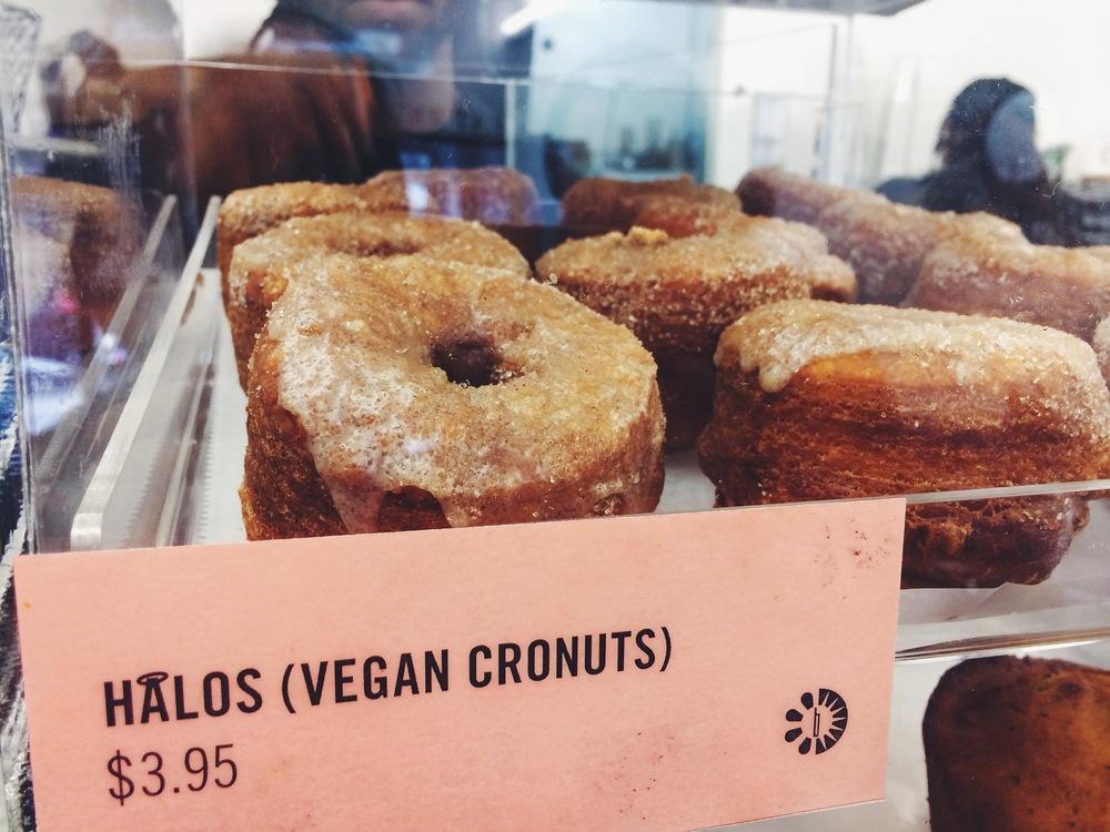 vegan cronuts from blossom du jour