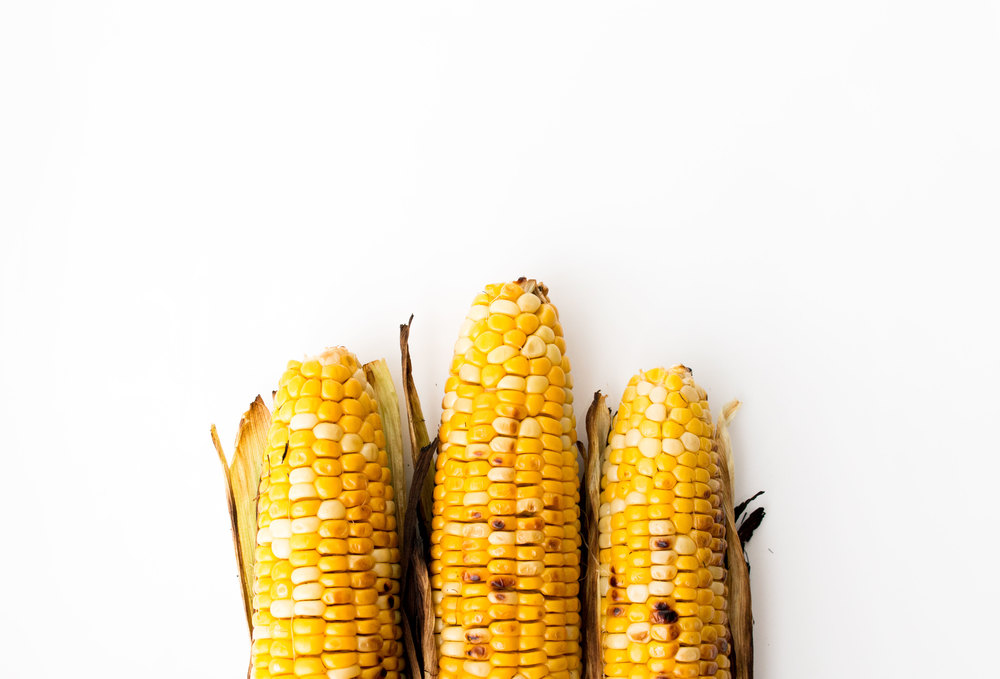bbq roasted corn | photo from hotforfoodblog.com