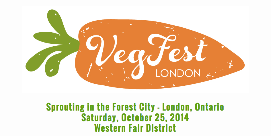 VegFest London, ON on Oct 25, 2014
