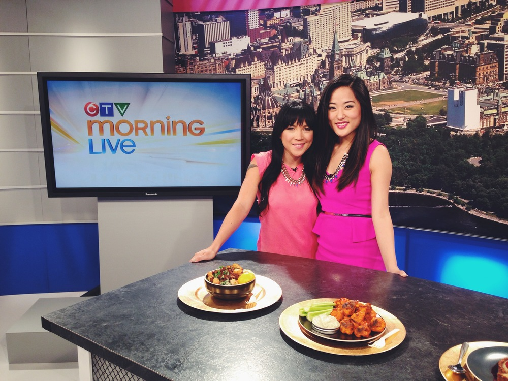 Lois Lee, reporter on CTV Morning Live Ottawa