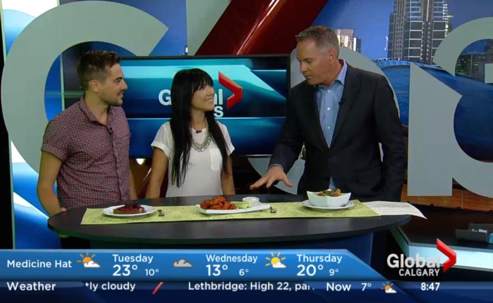 Scott Fee of Morning News - Global TV Calgary