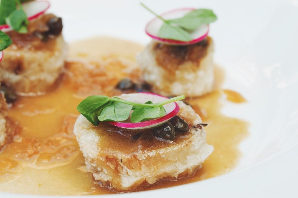 oyster mushroom scallops