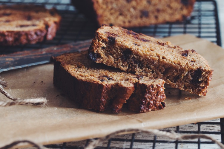 Vegan chocolate chip banana bread hot for food vegan chocolate chip banana bread recipe on hotforfoodblog forumfinder Images