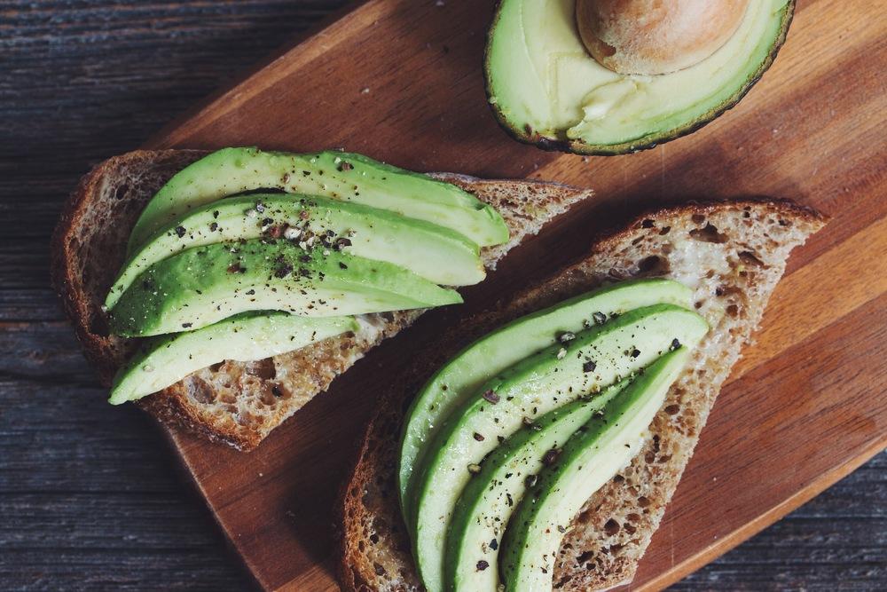avocado on toast | 10 vegan essentials on hotforfoodblog.com