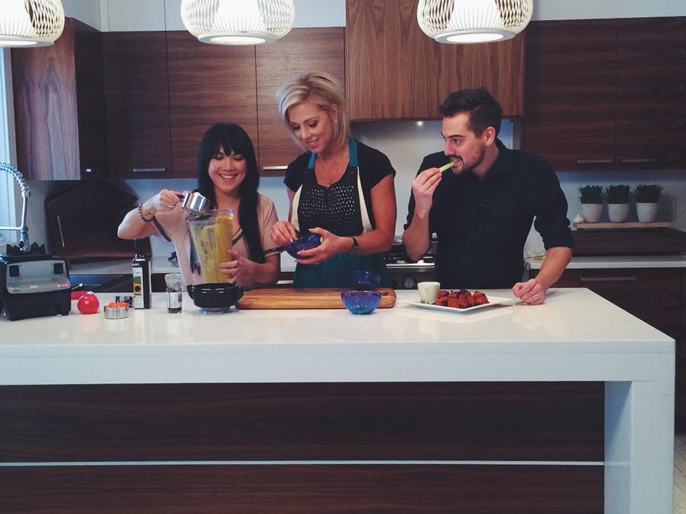 Rita Catolino, Your Beauty Fuel on Rogers TV London | hotforfoodblog.com