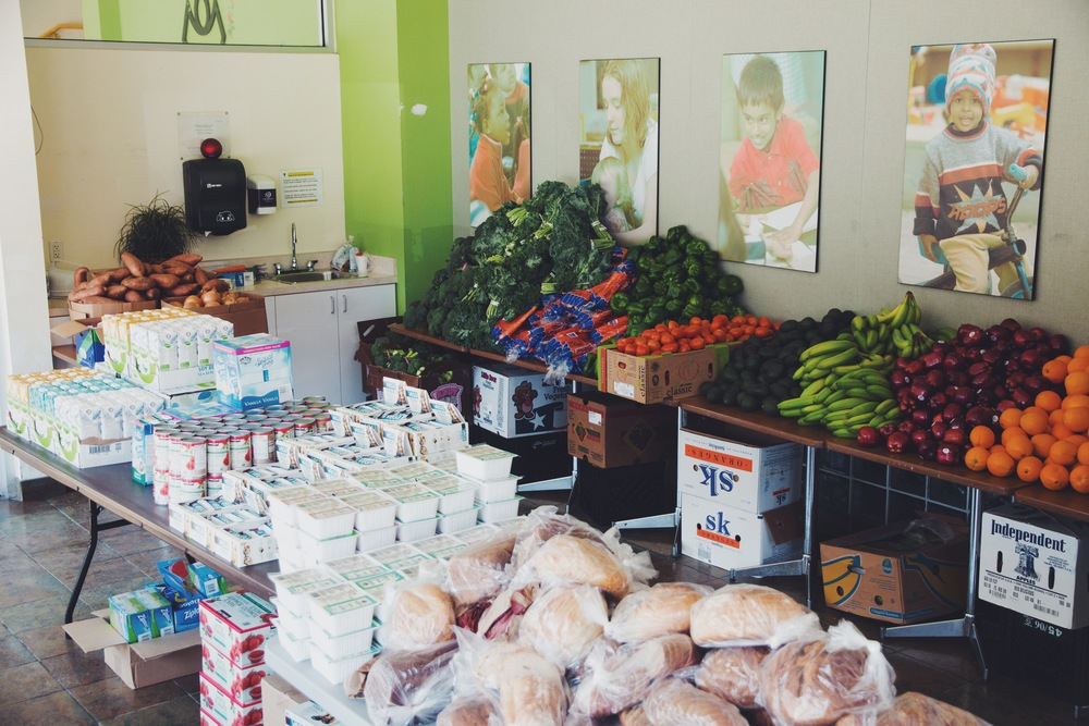 Toronto Vegetarian Food Bank - 270 Gerrard St. East, Toronto