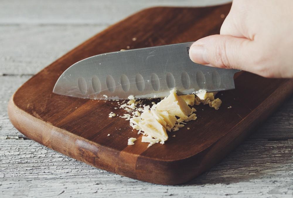 white chocolate orange body butter #vegan | RECIPE on hotforfoodblog.com