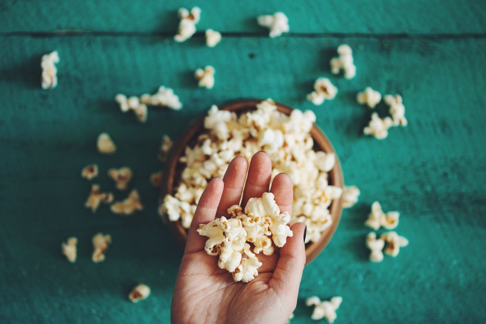 the best vegan popcorn_hot for food