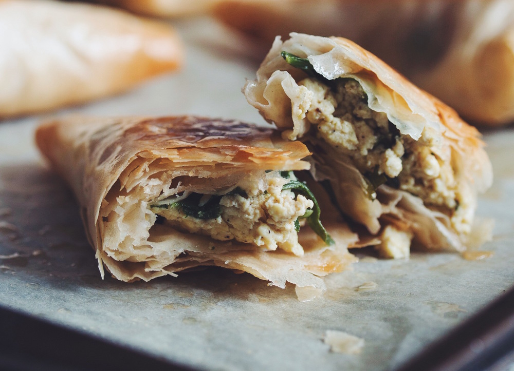 spinach_vegan_feta_phyllo_triangles_ hotforfood
