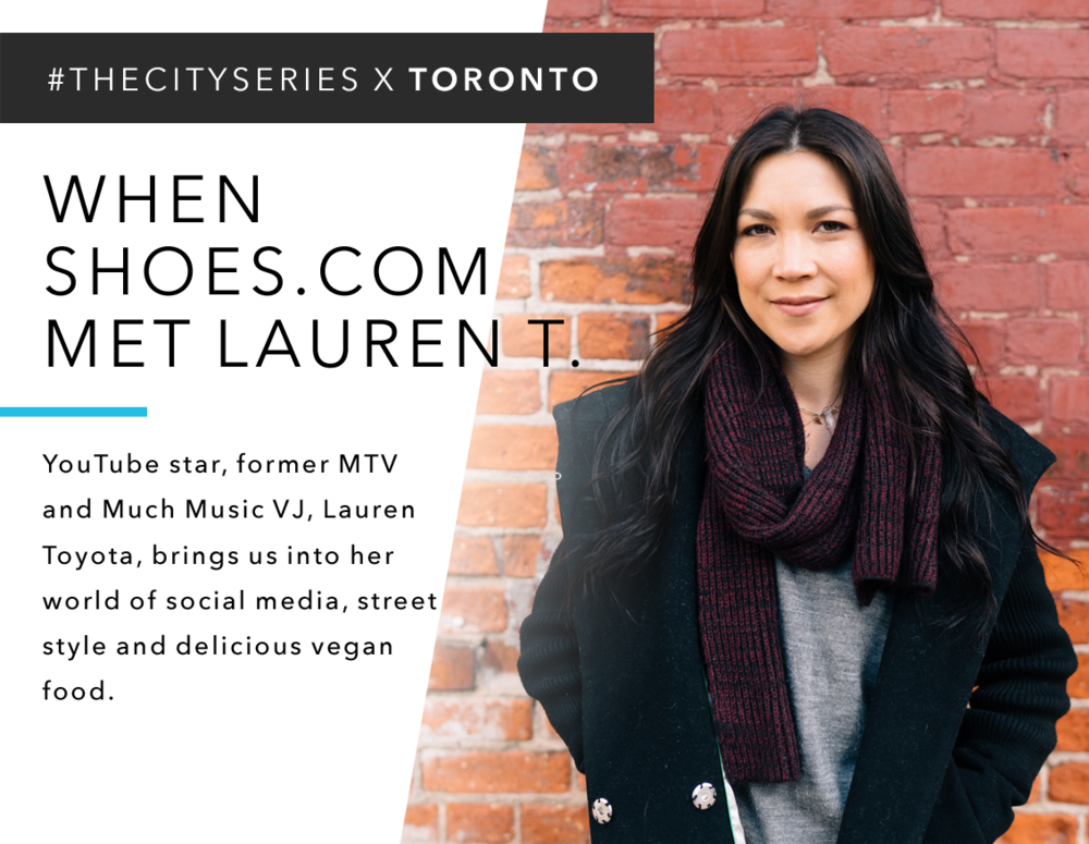 Lauren Toyota on shoeme.ca | #THECITYSERIES
