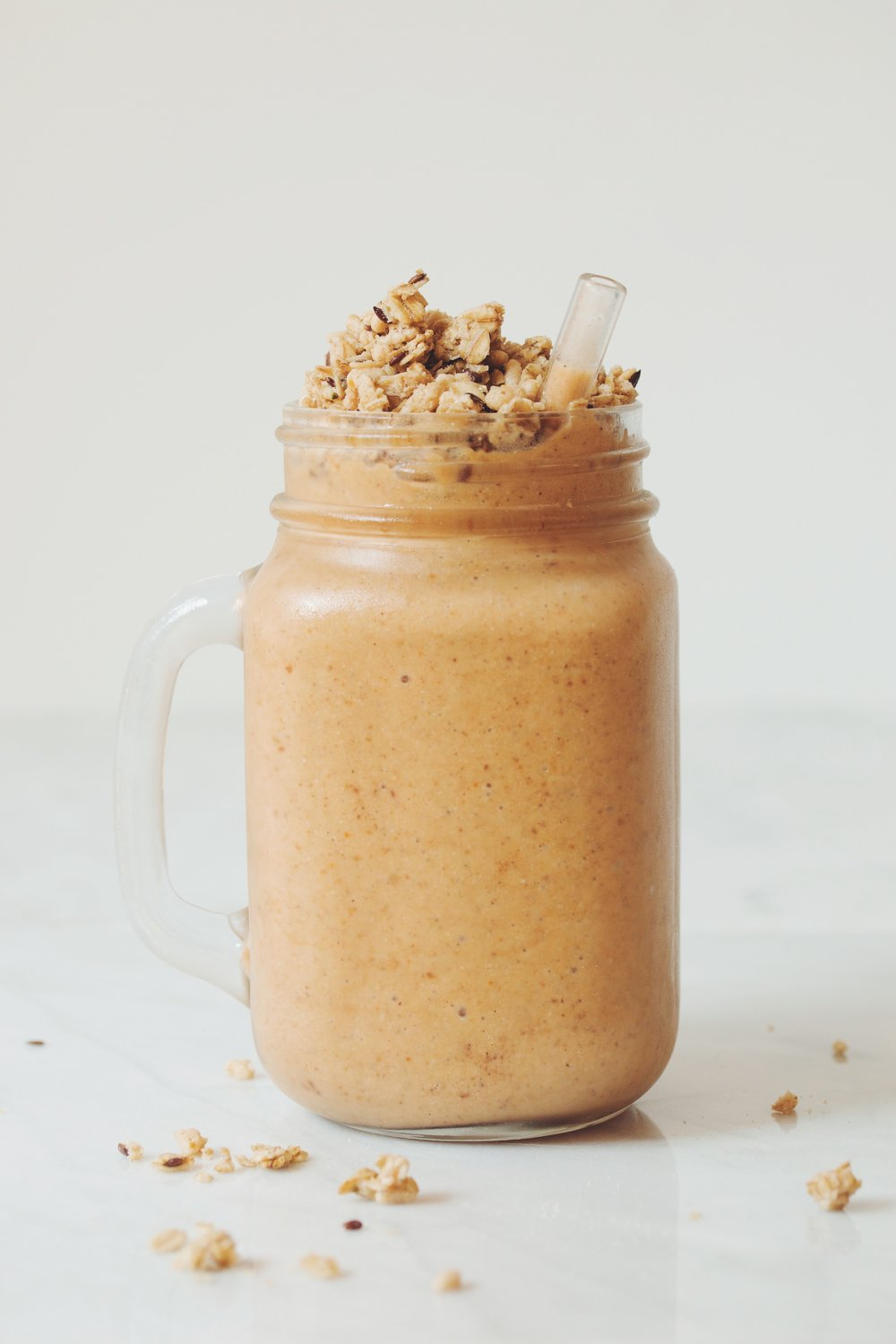pumpkin pie smoothie_hot for food