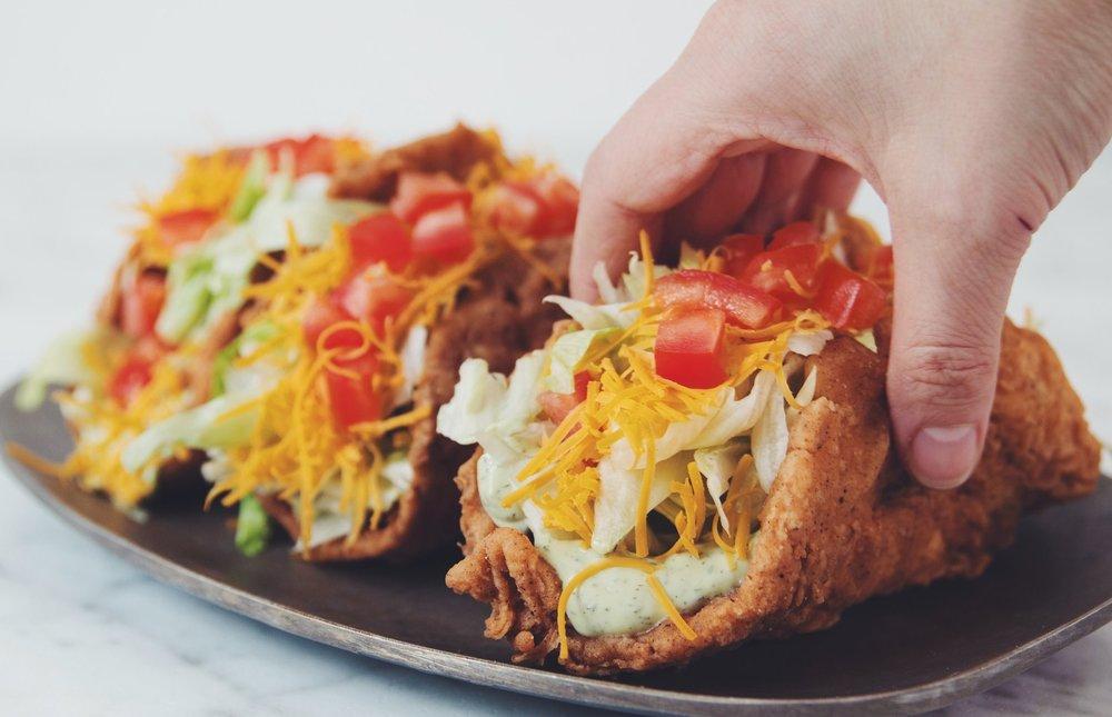 Quickest Buffalo Chicken Wrap Bake | Bev Cooks | Recipe