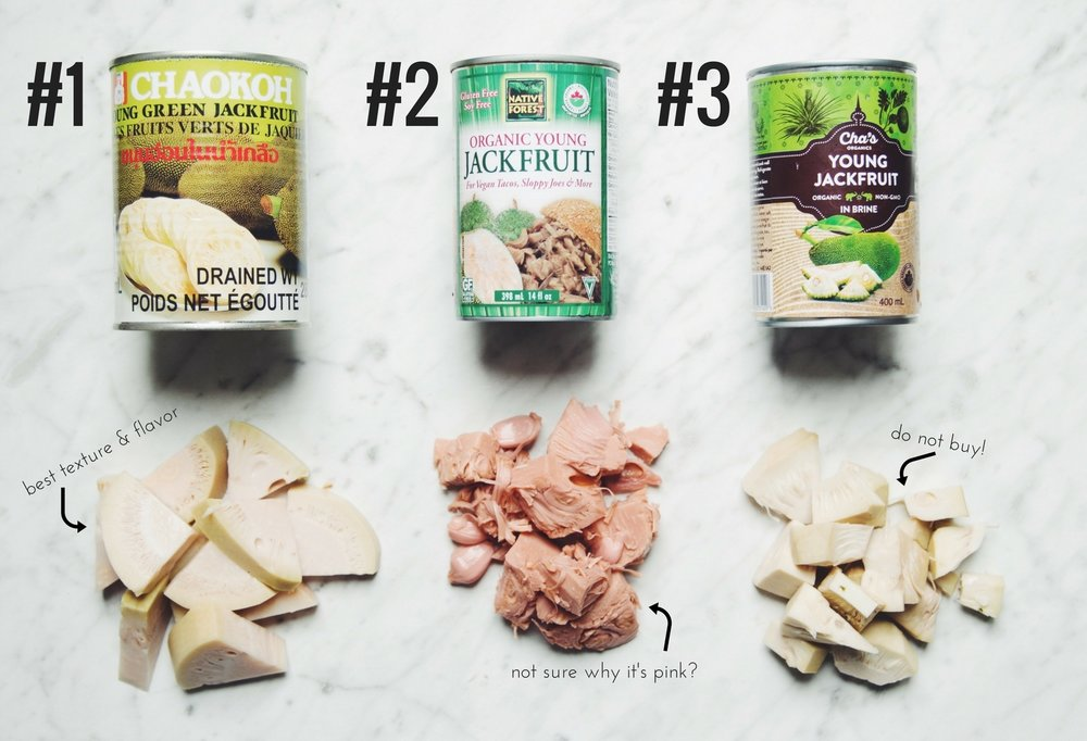 best jackfruit brands | TESTED by hot for food