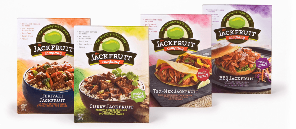 the jackfruit company, packaged jackfruit