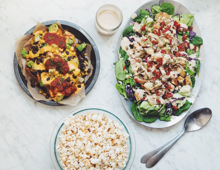 3 Cheap Lazy Vegan Meal Ideas Hot For Food