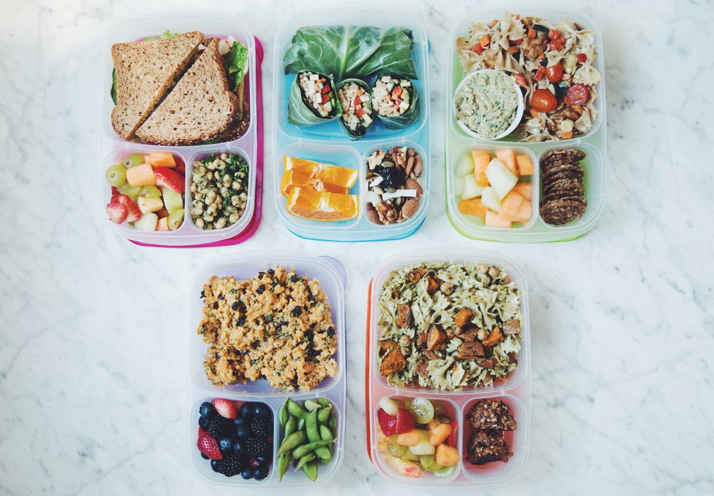 5 back to school bento boxes | RECIPE on hotforfoodblog.com