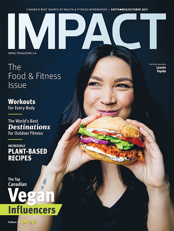 IMPACT Magazine_Vegan Influencers_Lauren Toyota